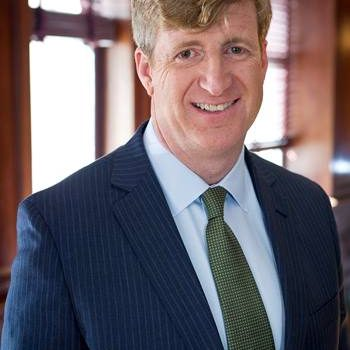 Head and shoulders image of Patrick Kennedy