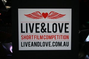 Team VIVA! socialise at the inaugural Live & Love Short Film Competition awards