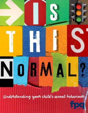 Child sexual behaviours – Is this normal?