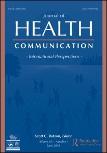 The Journal of Health Communication Celebrates 100 Issues – What's Next?
